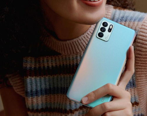 Oppo Reno6 Z new officiall